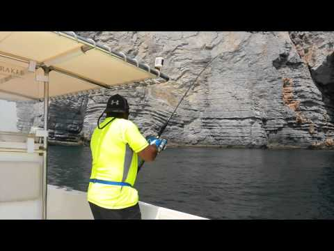 Zighy Bay Oman Sport Fishing