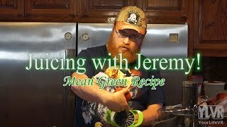 "Download lagu 2D - Juicing With Jeremy! | ""Mean Green"" Recipe"