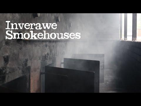 Abel & Cole visit Inverawe Smokehouses