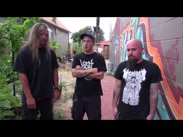 Interview with Denver Heavy Metal Society