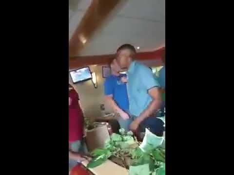 White man attacks black woman at Spur in Johannesburg