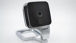 Concrov HD Mini IP Wireless Nanny Camera With Night Vision