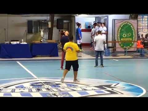 Presentazione Futsal Maritime Augusta 2017