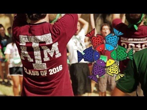 Texas A&M Fish Camp // Promo