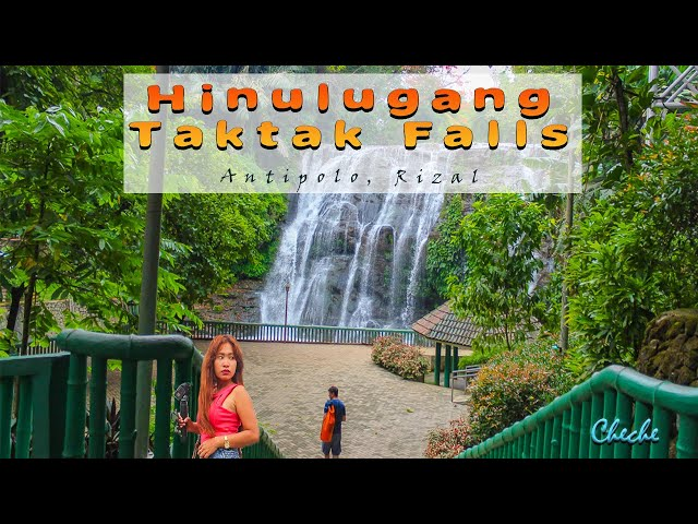 Discover Hinulugang Taktak Falls Antipolo Rizal | Travel Philippines Travel Blog