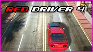 Red Driver 4 Walkthrough