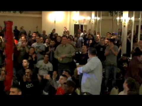 New York Fight Club 2 Eric Wong vs. Kevin Papics