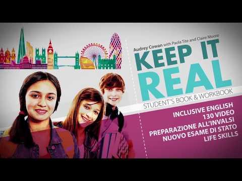 Keep it Real - Corso di lingua inglese per la scuola secondaria di primo grado