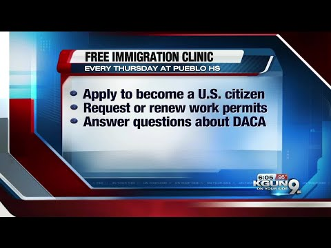Local attorneys, volunteers help people with immigration questions and paperwork