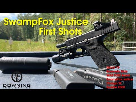SwampFox Justice First Shots
