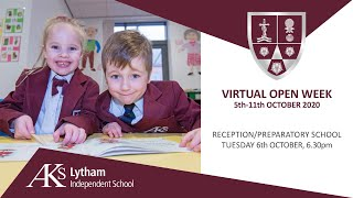 3. Prep School - Virtual Open Event