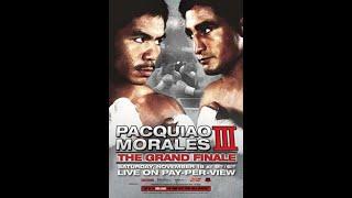 Manny Pacquiao vs. Erik Morales lll