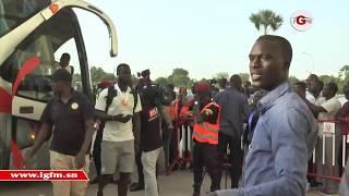 Sénégal-Congo : les coulisses d'avant-match