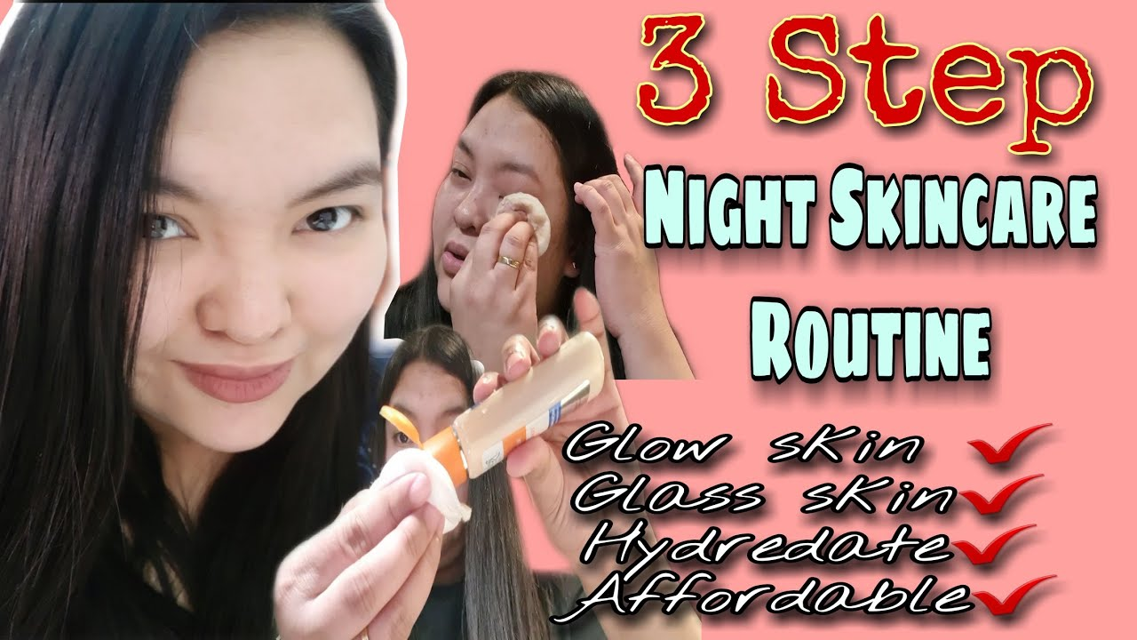 Skincare Routine for Pimples and Acne
