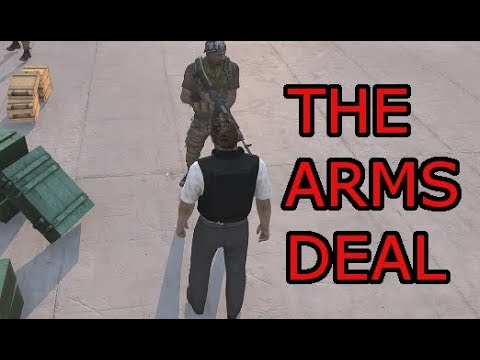 Stopping an Arms Deal: Part 1 (T-1 tactical ops)