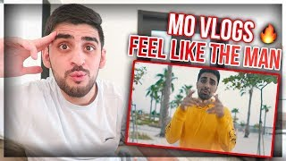 Baixar MO VLOGS - FEEL LIKE THE MAN [OFFICIAL MUSIC VIDEO] REACTION