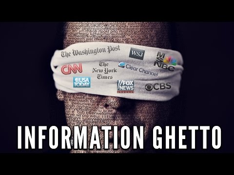 Information Ghetto | What is the Mainstream Media? What is the Establishment?