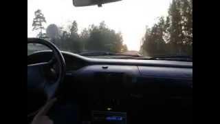 Driving Chrysler Neon 2.0i 16V