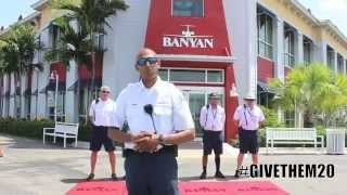 Banyan Air Service Participates In The ACP GiveThem20 Challenge