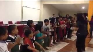 Lagu batak- sigulempong -Talenta musik jogja