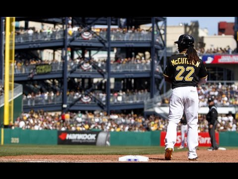 Andrew McCutchen 2014 Highlights