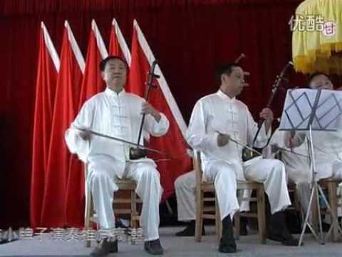 Shaobo Luogu Xiao Paizi 邵伯锣鼓小牌子 music from Yangzhou, China