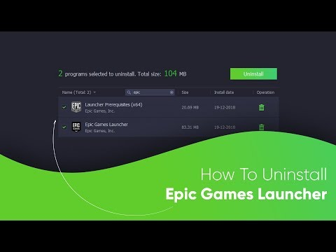 Epic Games Launcher not installing - Programs, Apps and Websites