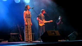 "Adam Boyd and Almarie Du Preez - ""With You"" (Live at the Atterbury Theatre)"