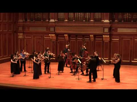 A Far Cry - Janacek - Idyll Suite for String Orchestra
