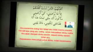 Video KUN ANTA (Lirik Bahasa Arab dan Bahasa Melayu) download MP3, 3GP, MP4, WEBM, AVI, FLV Agustus 2017