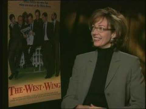 Allison Janney interview - YouTube