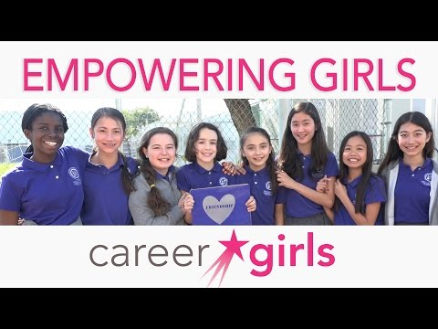 Career Girls: Making a Difference at GALA School