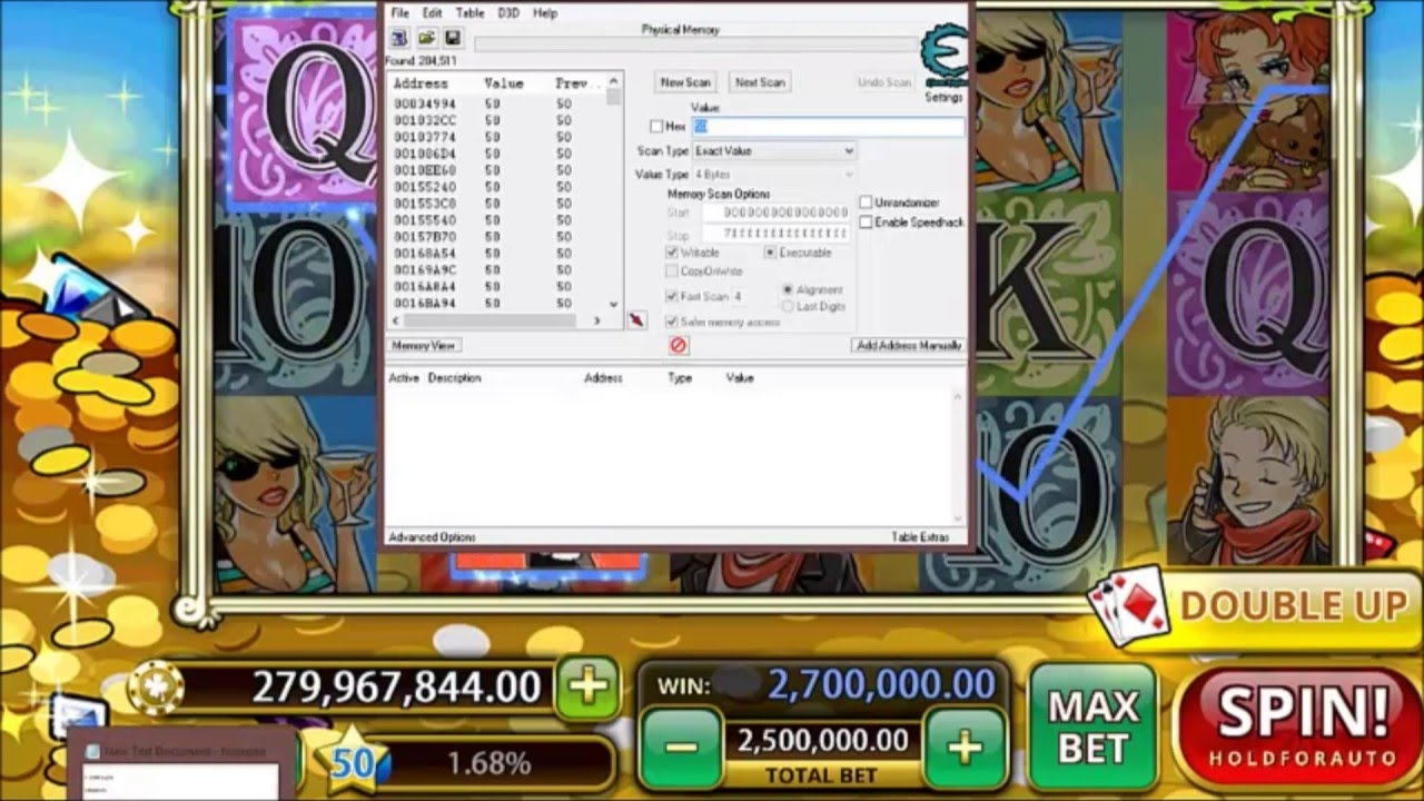 Online casino cheat engine casino deposit firepay online