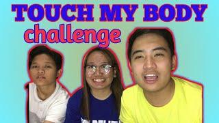 Touch My Body Challenge ft. Em and Ghines | NAKAKATAWA 'TO PRAMIS!
