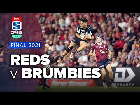 Super Rugby AU | Reds v Brumbies - Final Highlights