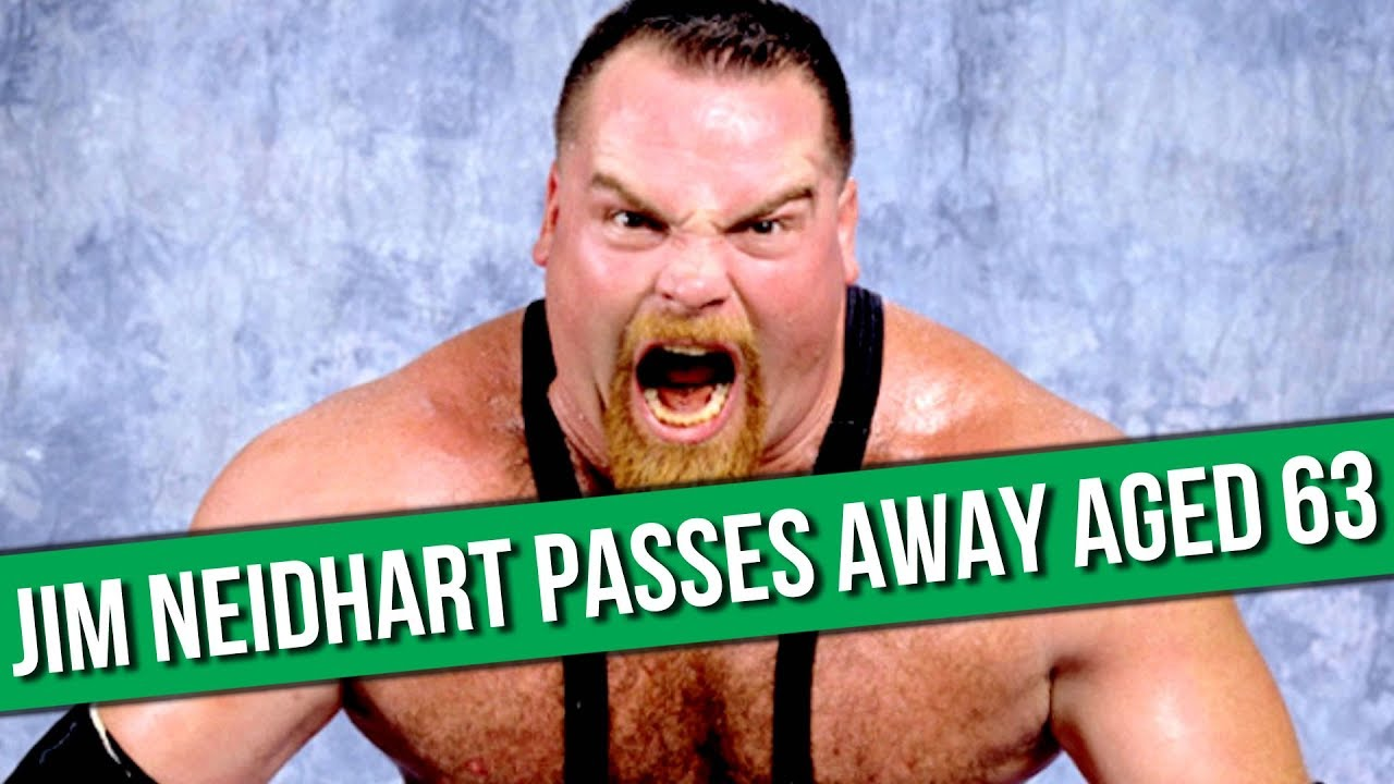 Jim 'The Anvil' Neidhart Dead: Legendary WWE Wrestler Sadly Passes Away At 63