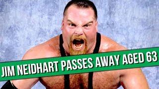 WWE Legend Jim 'The Anvil' Neidhart Dies Aged 63