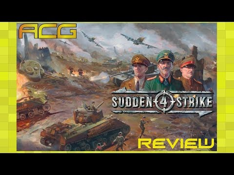 Sudden Strike 4 Review 'Buy, Wait for Sale, Rent, Never Touch?'
