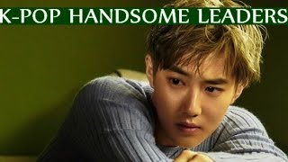 [TOP 20] K-POP Handsome Leaders
