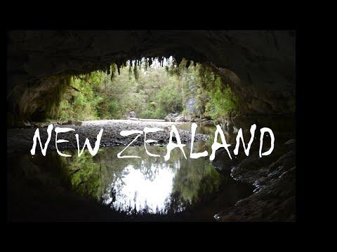 New Zealand trip - The West Coast!