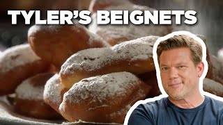 Tyler Florence Makes Beignets From Scratch   Food Network