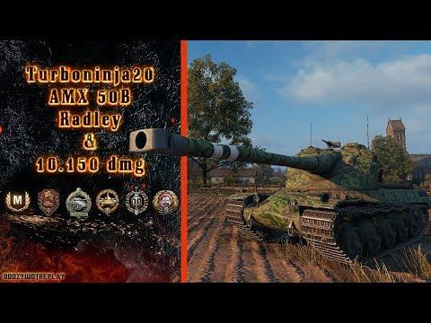 Dead Boys Don't Cry Turboninja20 AMX 50B 10 150 Dmg