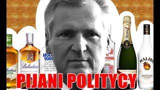 """10 NAJLEPSZYCH """"PIJANYCH"""" MOMENTÓW POLSKIEJ POLITYKI"""