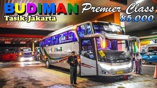 Premier Class Pemberangkatan Terakhir Naik Bis Budiman Priemer Class Tasik Jakarta