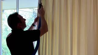 Carpet Cleaning Canberra - We Can Clean Your Curtains Too.