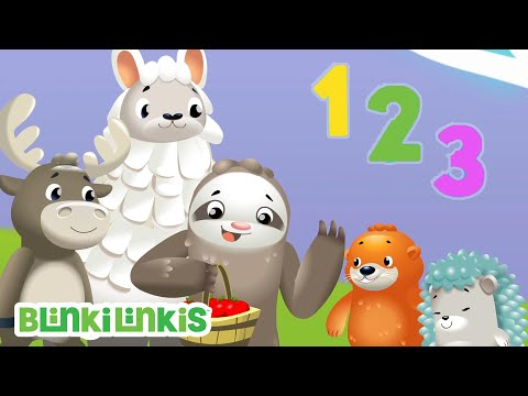 das-apfel-lied-123-|-blinkilinkis-|-fisher-price-deutsch-|-kinderlieder-|-cartoons-für-kinder