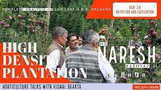 भाग 2 - NUTRITION AND FERTIGATION  | H.D.P. | #2ND_LEAF | श्री नरेश कश्यप जी |