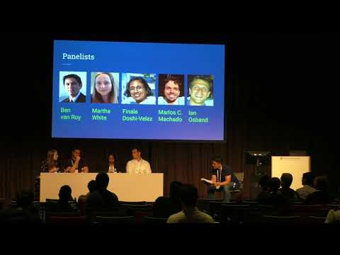 ERL Workshop @ ICML 2018: Panel Discussion