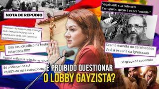 É proibido questionar o lobby gayzista? | Dep. Ana Campagnolo