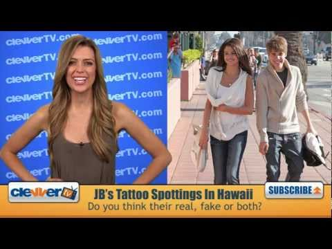 Justin Bieber Shows Off New Tattoos: Real or Fake?